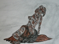 the-fallen-cloth-2011-pen-ink-and-charcoal-on-watercolour-paper-60-x-65cm-2
