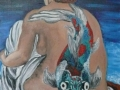 waiting-after-lord-leightons-psamathe-2012-by-sharon-t-ross-oil-on-canvas-50x70cm-r