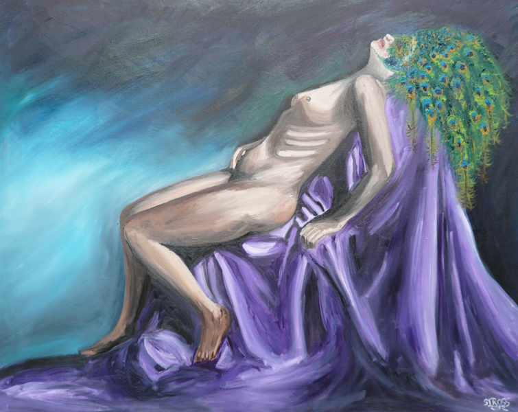 adrienne-2012-sharon-t-ross-oil-on-canvas-80x100cm-r